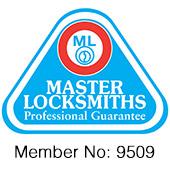 master locksmith member logo