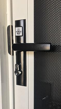 protec hinge door