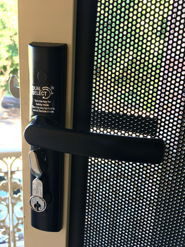Protec Security Screen Doors Amp Window Screens Prowler Proof